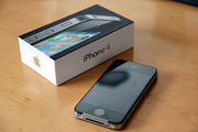 Apple iPhone 4G HD 32GB (Black/White)  $300