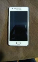 Samsung galaxy s2 (white)