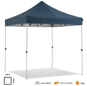Oztrail Compact Deluxe Gazebo 2.4 x 2.4M (New In Box)