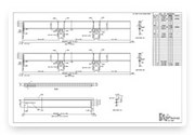 Get Accurate Steel Shop Drawings / Structural Steel Detailing Services