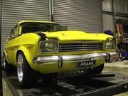 1972 FORD ford capri