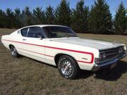 Ford 1969 1969 FORD TORINO GT 351 V8 AUTO