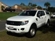 Ford 2012 Ford Ranger 2012 PX (4x4 ) Dual Cab Turbo Diesel w