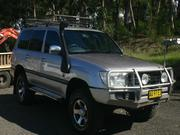 Toyota 1999 Toyota Landcruiser 100 Series 1HD FTE