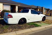 Holden Ute 70000 miles