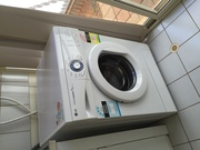 Front loader washing machine - L G