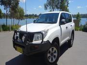 toyota land cruiser 2012 Toyota Landcruiser Prado GX Manual 4x4