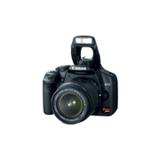 Canon EOS Rebel XSi Digital SLR Camera with Canon EF-S 18-55mm IS lens