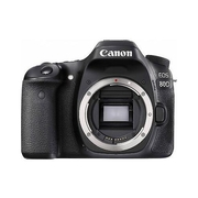 Canon EOS 80D 24.2MP Digital SLR Camera 77