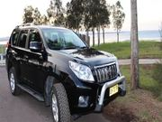 TOYOTA LAND CRUISER 2011 Toyota Landcruiser Prado GXL Manual 4x4