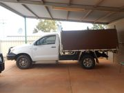 2008  Toyota Single Cab Hilux Ute