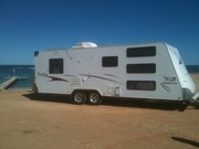 Jayco Sterling Triple Bunk Family Caravan 24`